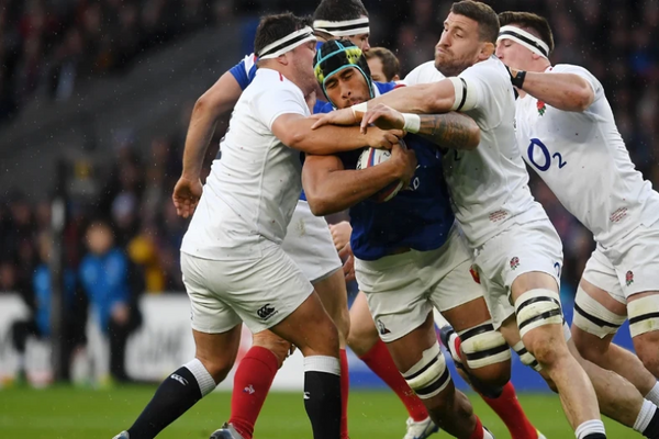 FRANCE v ENGLAND - 6 NATIONS - SUNDAY 2ND FEBRUARY 2020 - HOTEL & TICKET PACKAGE