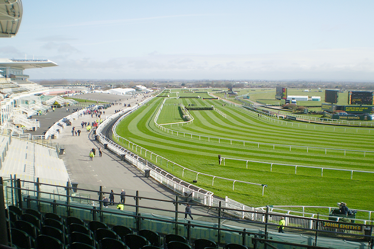 The Randox Health Grand National Festival - Thursday 8th - Saturday 10th April 2021