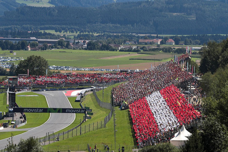 Austria - Red Bull Ring, Spielberg - 15th - 16th August 2020