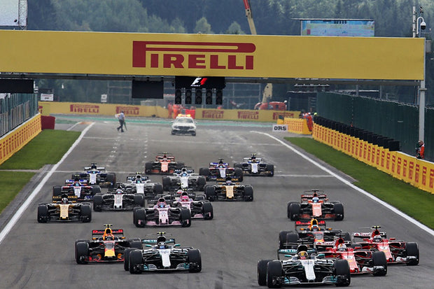 Belgian F1 Grand Prix  - Spa - Friday 28th - Sunday 30th August 2020