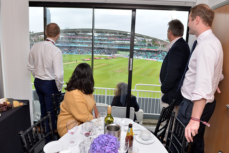 The Kia Oval - England vs West Indies 1st Test - Thurs 4th June - Mon 8th June 2020