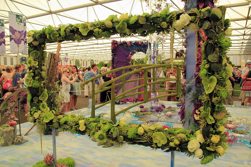 RHS Chelsea Flower Show - Tue 21st - Sat 25th May 2019