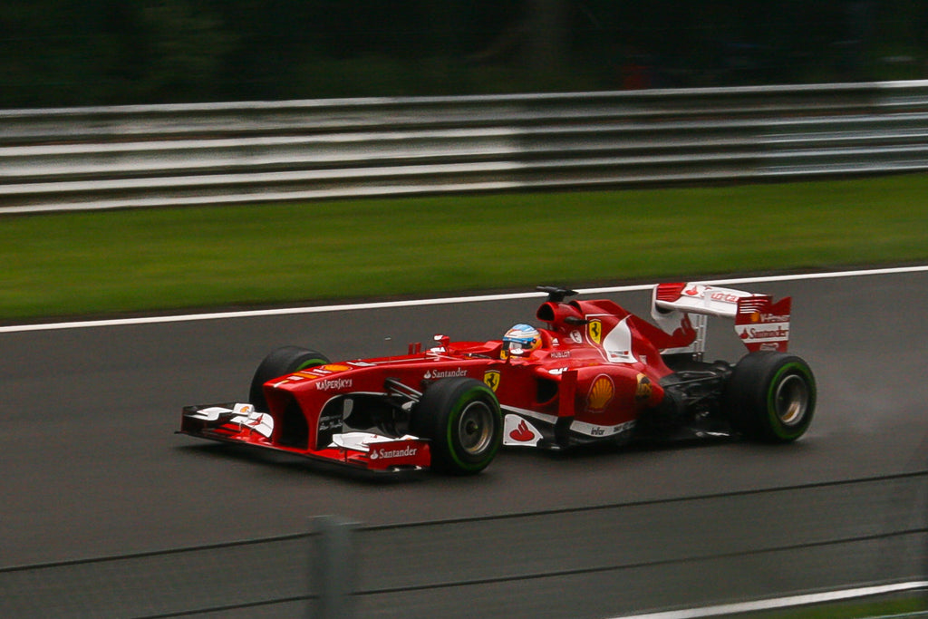 BELGIAN F1 GRAND PRIX - SPA - Friday 30 August to Monday 2 September 2019