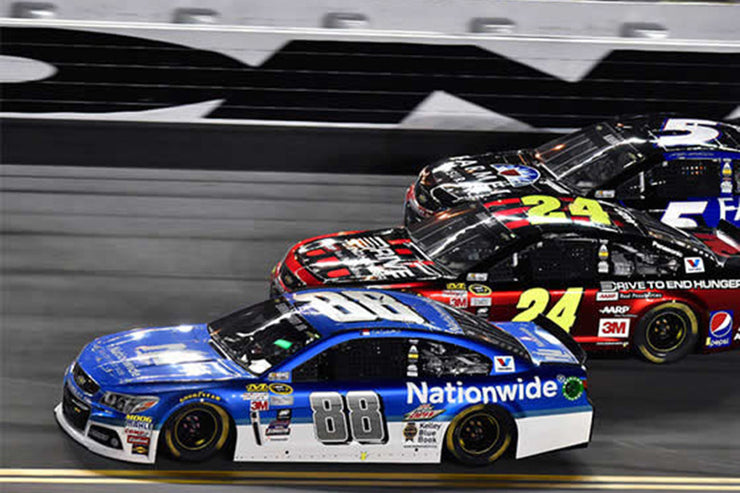 Daytona 500 - Florida - Thursday 13 to Monday 17 February 2020