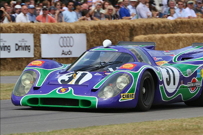 Goodwood Festival of Speed - 5th - 8th July 2019