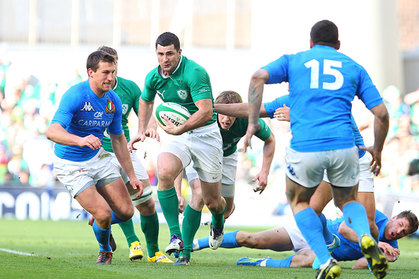 Ireland v Italy 6 Nations Saturday 10th February 2018