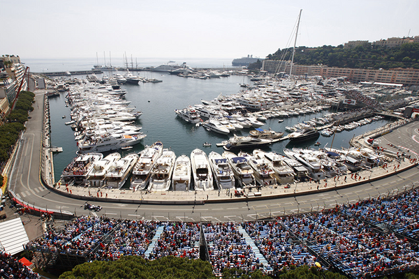 MONACO F1 GRAND PRIX - Friday 24 May to Monday 27 May 2019