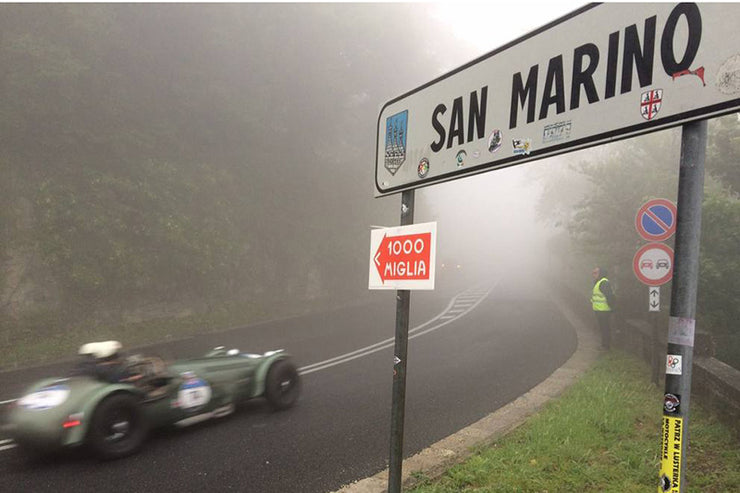 Mille Miglia Hospitality - Checkpoint San Marino - Saturday 16 May 2020