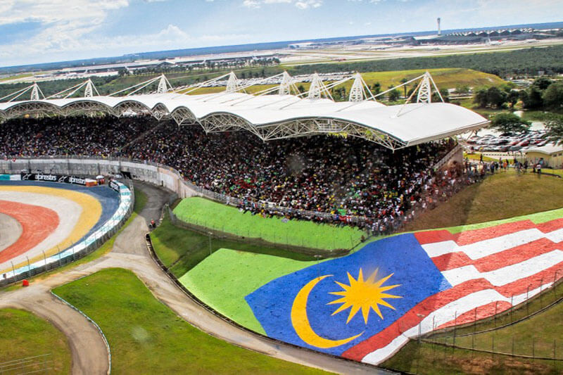 Malaysia - Sepang International Circuit - 4 November 2018
