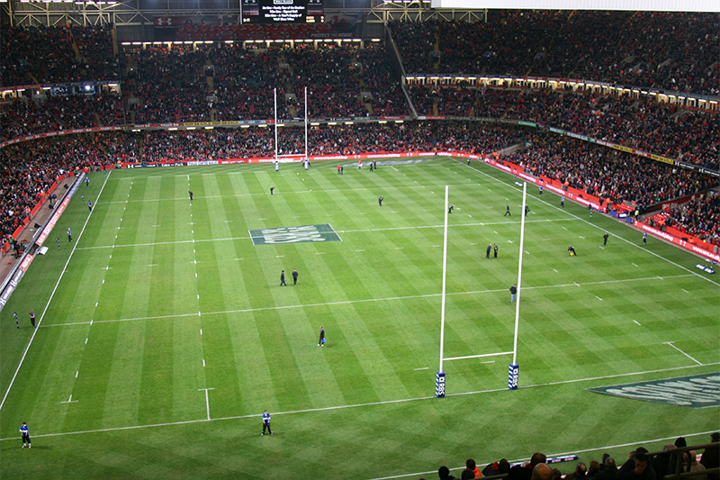 Wales v France RBS 6 Nations Saturday 17th March 2018