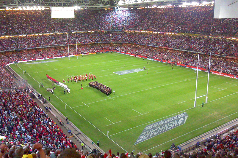 Wales v Scotland 6 Nations Saturday 3rd February 2018