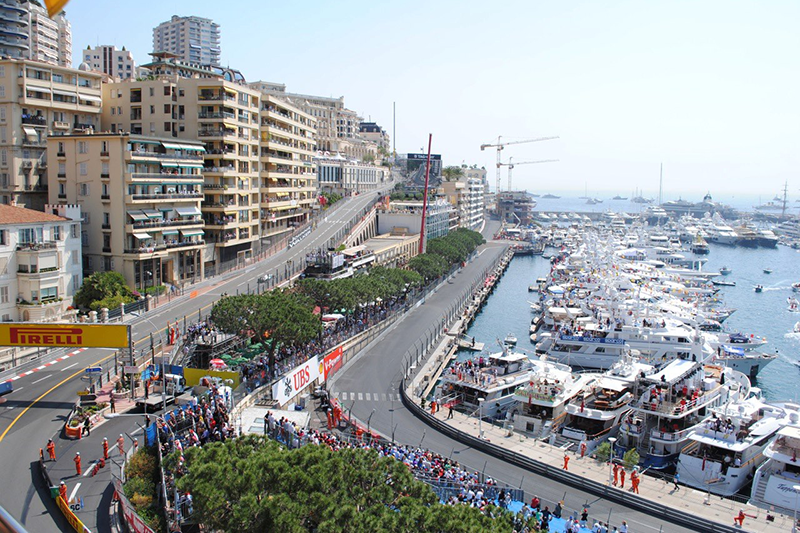 Monaco Grand Prix - Friday 24th - Monday 27th May 2019