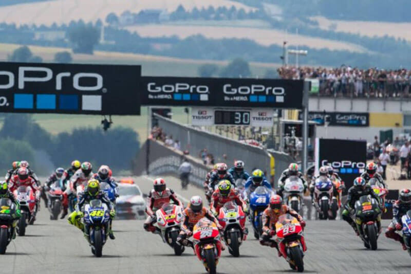 Germany - Sachsenring - MotoGP - 5th- 7th July 2019 (provisional)