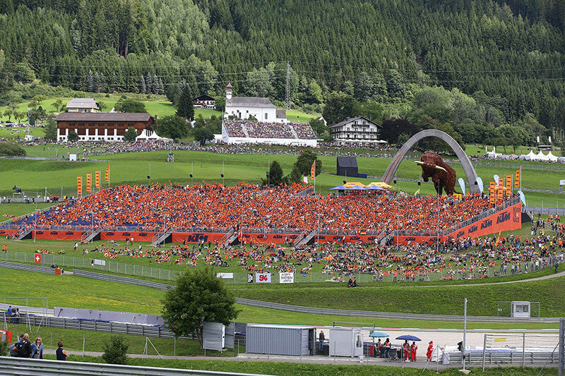 Austria - Red Bull Ring, Spielberg - 12 August 2018