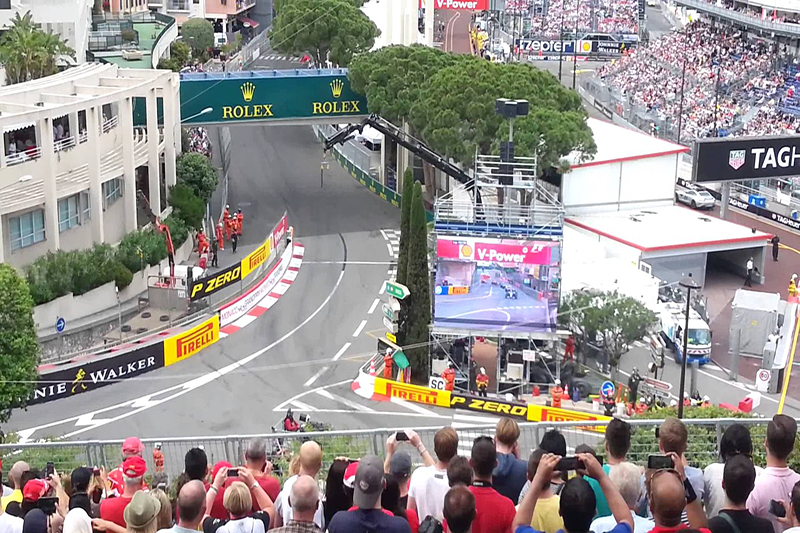 Monaco Grand Prix 2020 - FRIDAY 22ND - MONDAY 25TH MAY