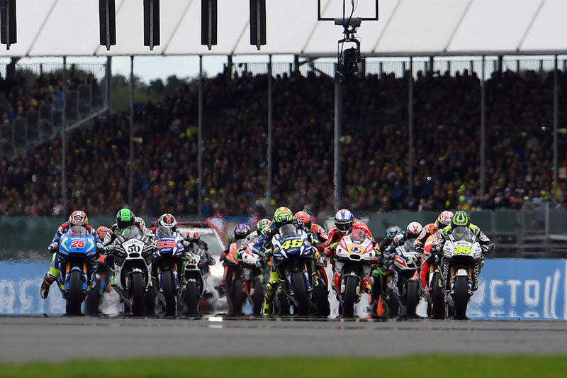 THE 2020 BRITISH GRAND PRIX MOTOGP™ 28TH - 30TH AUGUST 2020