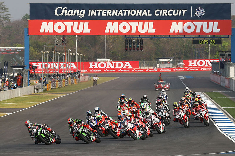 Thailand - Chang International Circuit - 4th - 6th October 2019