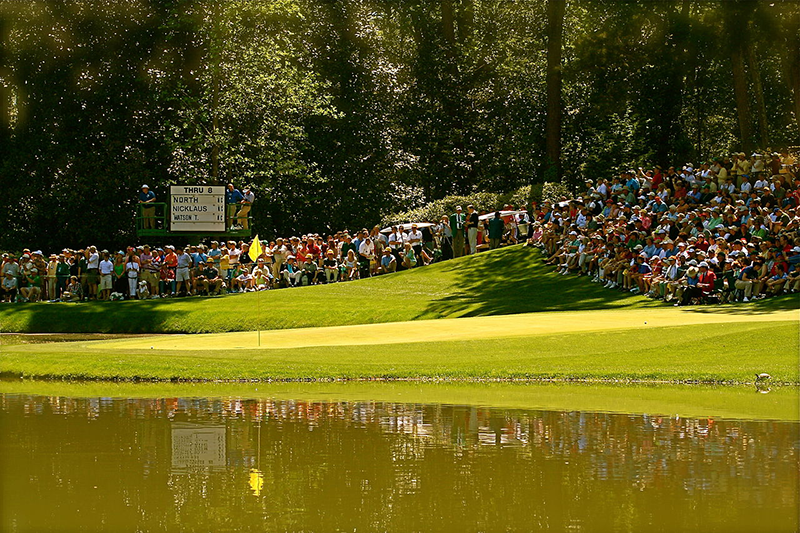 US Masters - Fri 9th - Sun12th April 2020