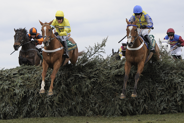 Aintree Grand National - Thurs 12th - Sat 14th April 2018