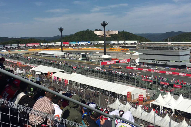 Japan - Twin Ring Motegi - 21 October 2018