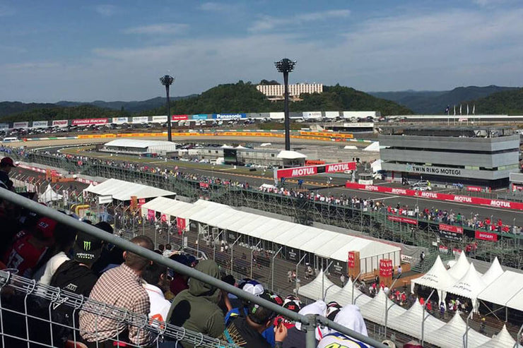 Japan - Twin Ring Motegi -  18th October 2020