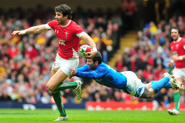 Wales v Italy 6 Nations Saturday 1st February 2020