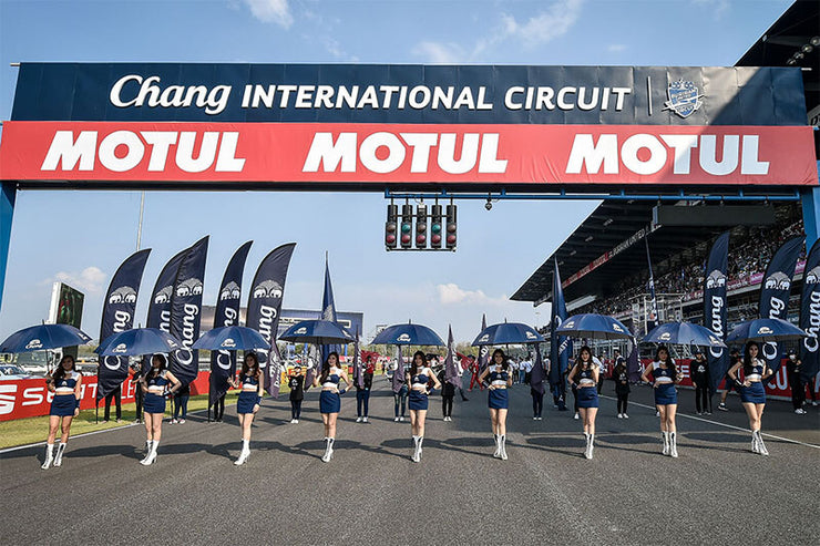 Thailand - Chang International Circuit - 21st- 22nd March 2020
