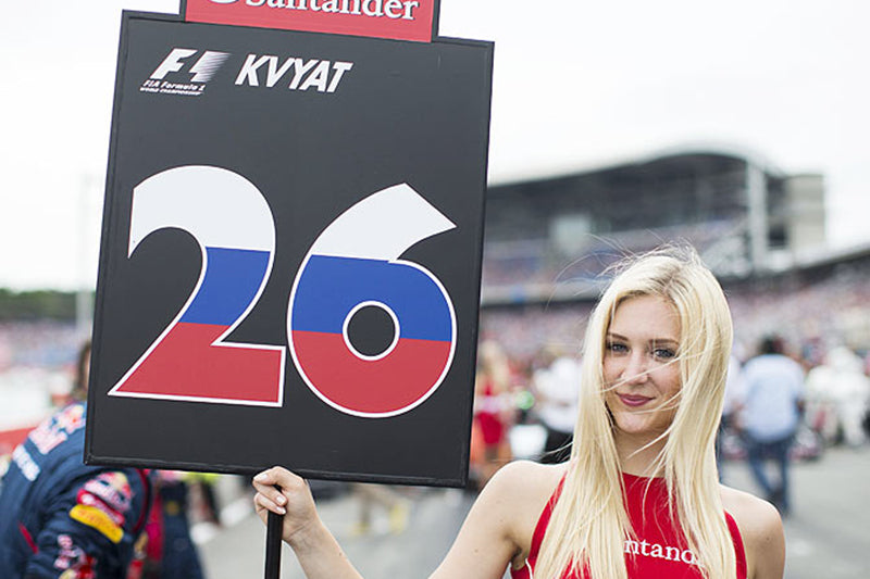 GERMAN F1 GRAND PRIX – HOCKENHEIM - FRIDAY 20TH - SUNDAY 22ND JULY 2019
