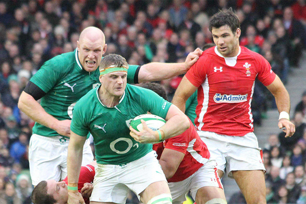 Ireland v Wales  6 Nations Saturday 23rd February 2018