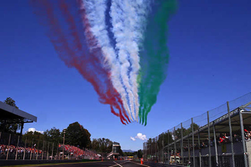 ITALIAN F1 GRAND PRIX - MONZA - Friday 6th -  Monday 9th September 2019