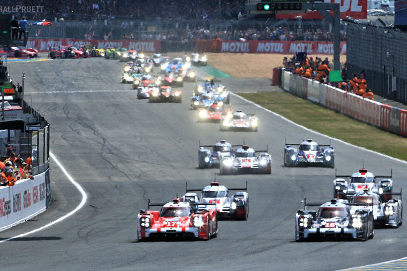 LE MANS 24 HOURS - FRANCE - Friday 14 to Monday 17 June 2019