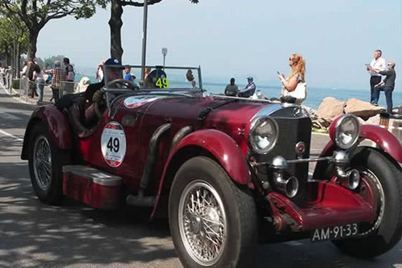 MILLE MIGLIA - ITALY - Tuesday 14 May to Saturday 18 May 2019