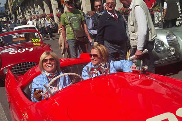Mille Miglia - Italy - Tuesday 12th May to Saturday 16th May 2020