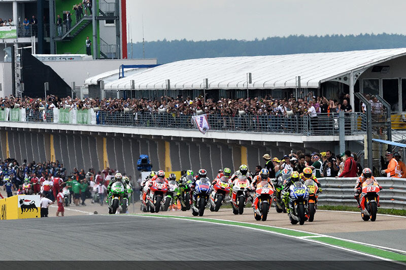 Germany - Sachsenring - TBC