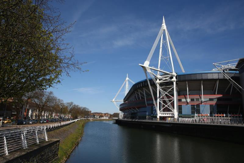 Wales v France - 6 Nations 2018 Saturday 17th March 2018 – Principality Stadium