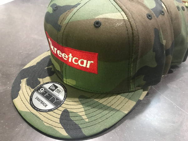 "Skreetcar x New Era ""Camo"" Hat"
