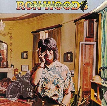 Good Listening | Ronnie Wood - Ive got my own album to do