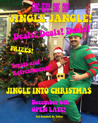 Jingle into Christmas this Friday at LBSS