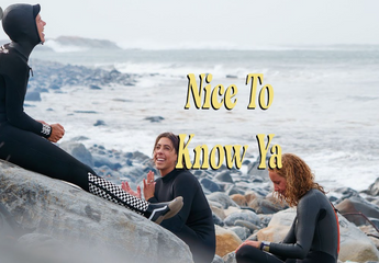 Tuff Local Hanna Scott, singing, shooting and surfing in NICE TO KNOW! | VANS FILM