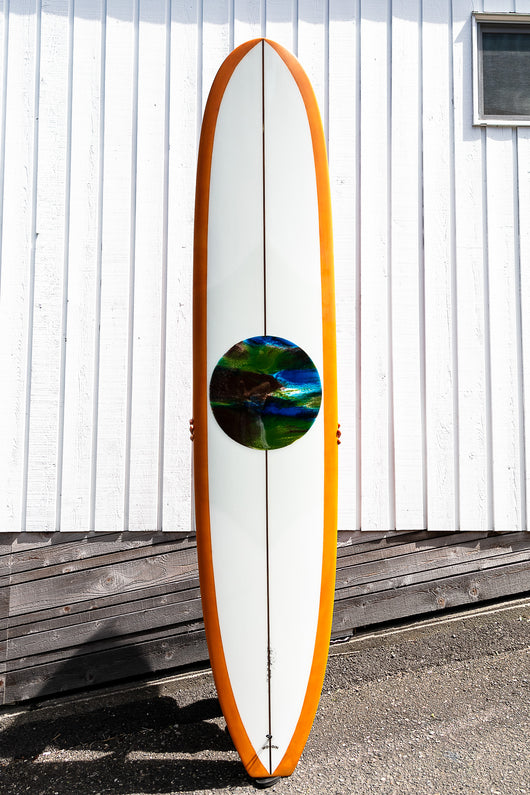Woodin Surfboards One Love 9'4