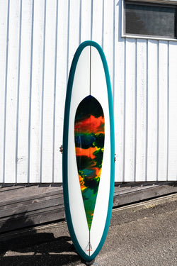 Woodin Surfboards Mindful Child 7'7