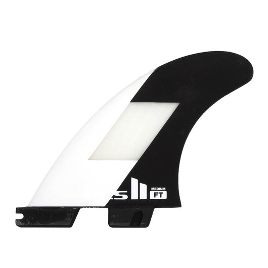 FCSII Toledo Medium Tri Fin Set Offwhite/Black