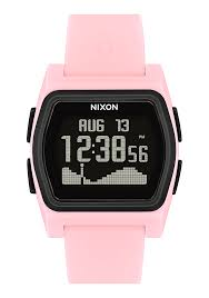 Nixon Rival Watch Pink/Black