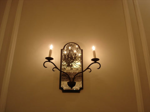 Conference Center Ballroom Custom Wall Sconces