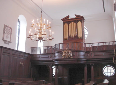 Wren Chapel Chandelier