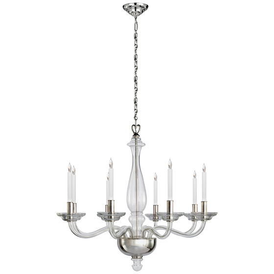 King George Grande Balustrade Chandelier