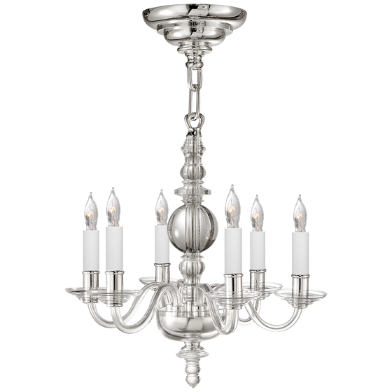 George II Mini Chandelier