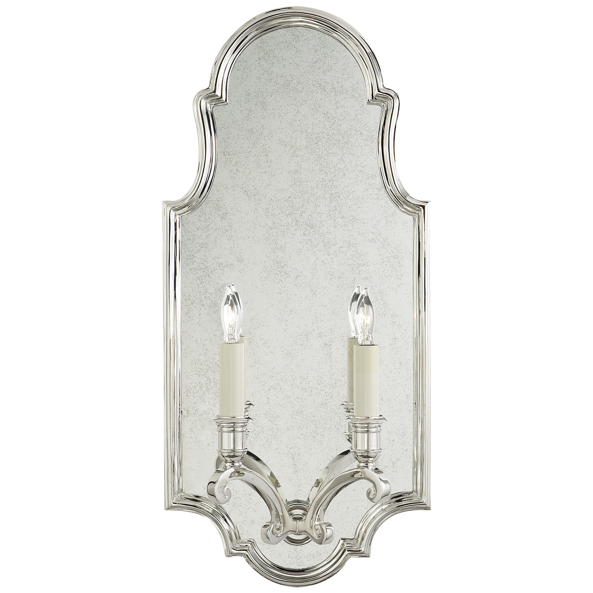 Sussex Medium Framed Double Sconce