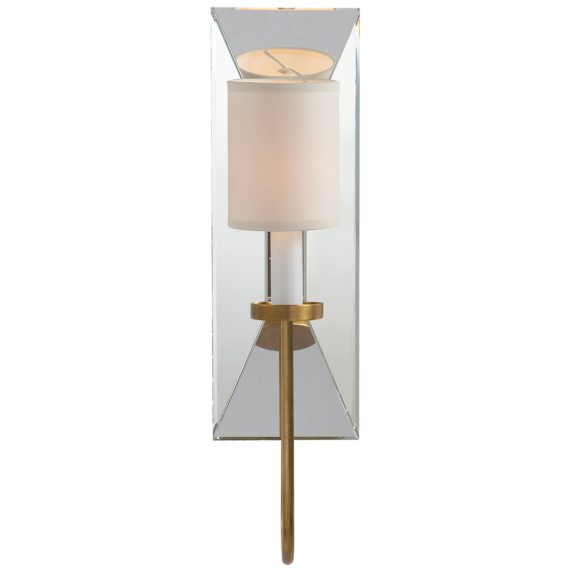 Cotswold Narrow Mirrored Sconce