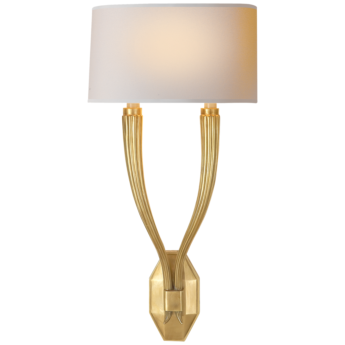 Ruhlmann Double Sconce